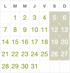 calendrier nathalie rogier